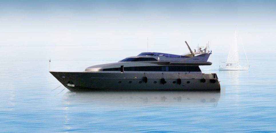 Griska Charter Yacht
