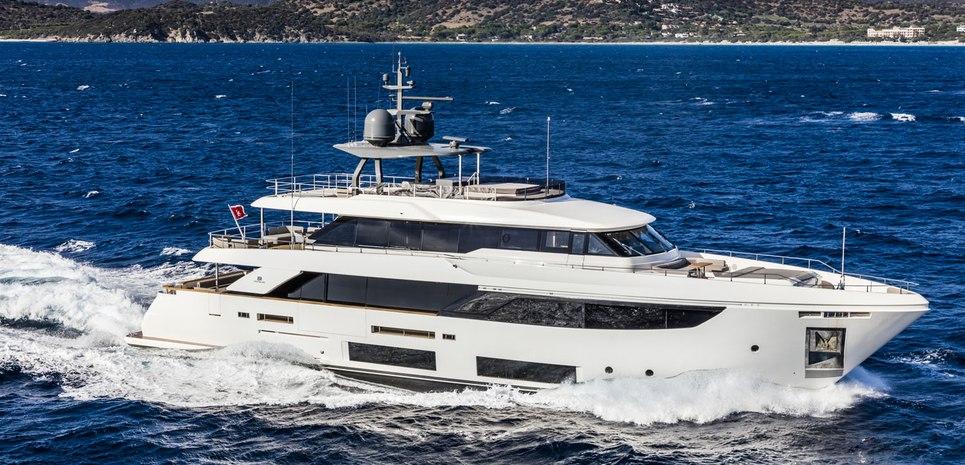 Navetta 33/19 Charter Yacht