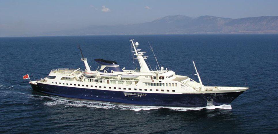 Alexander Charter Yacht