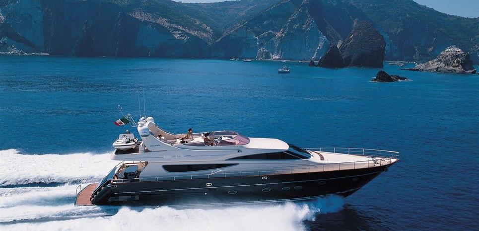 Yannina Charter Yacht