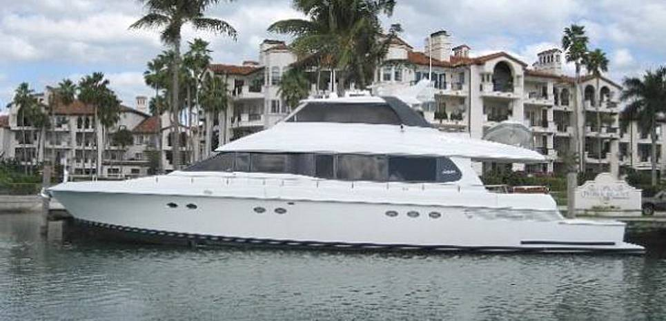 Ciao Bella Charter Yacht