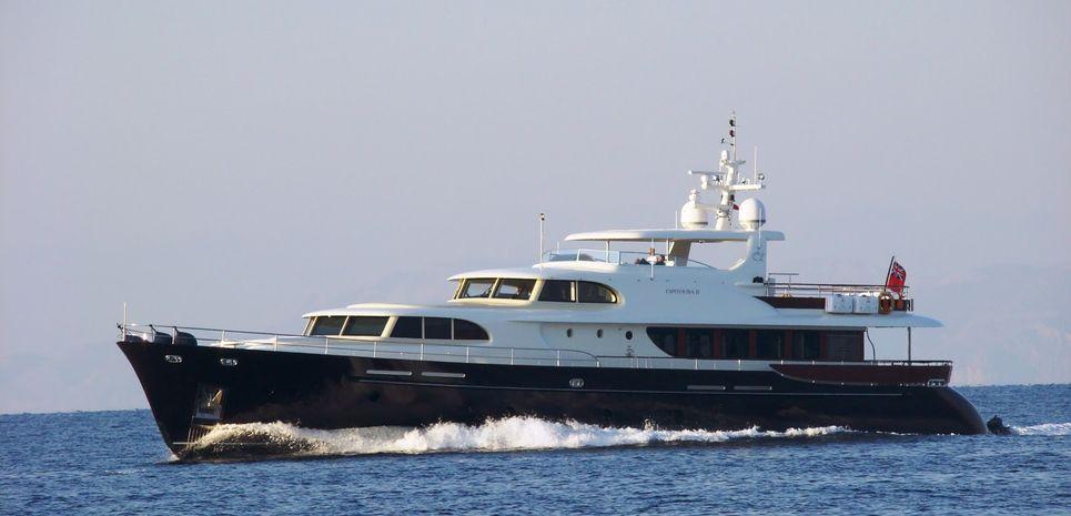 Cipitouba II Charter Yacht