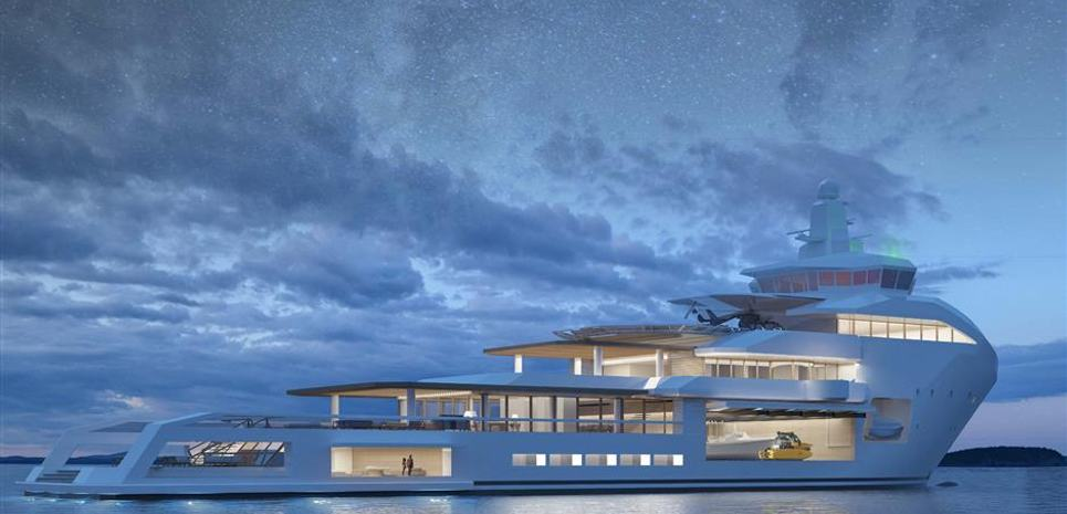 Project Brage Charter Yacht