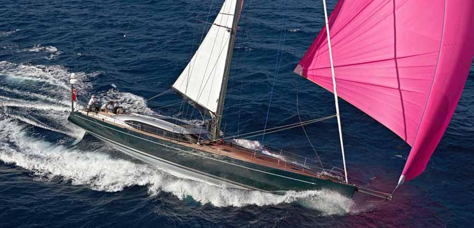 Paula Rosa Charter Yacht