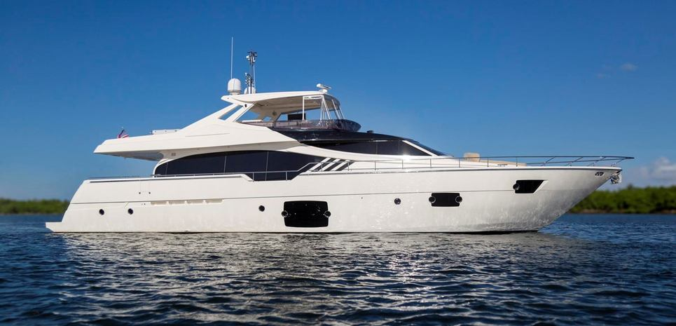Sea Era Charter Yacht