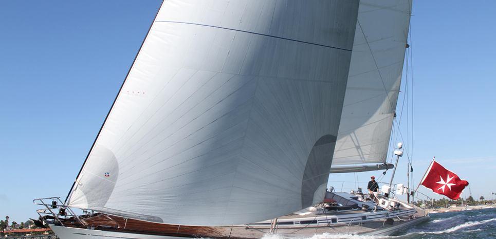 Claudia IV Charter Yacht