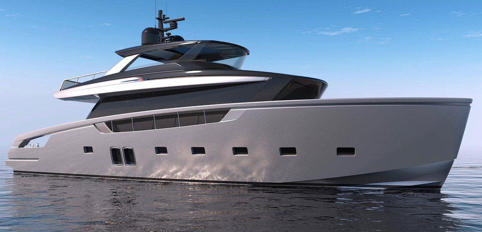 SX72 Charter Yacht