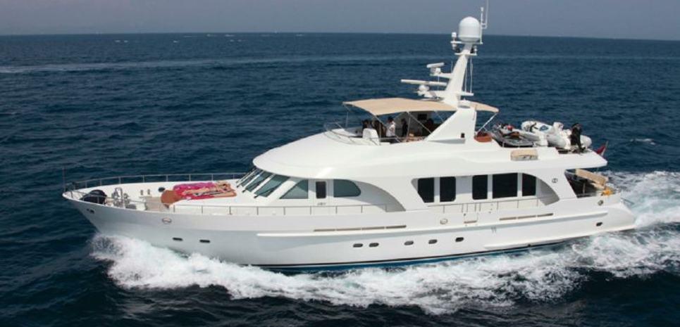 Moon River Charter Yacht