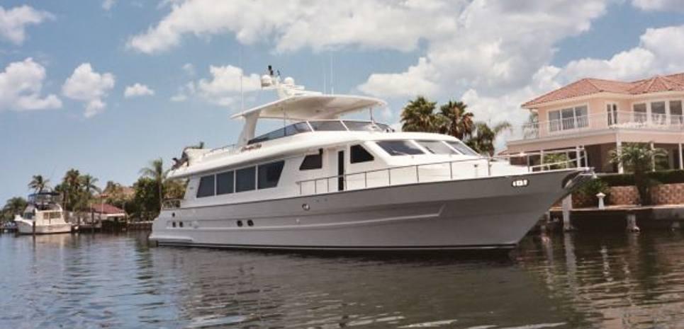 Beautiful Lady Charter Yacht