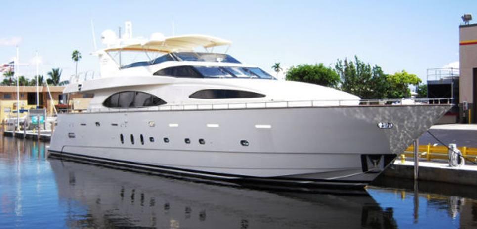 Avante Charter Yacht