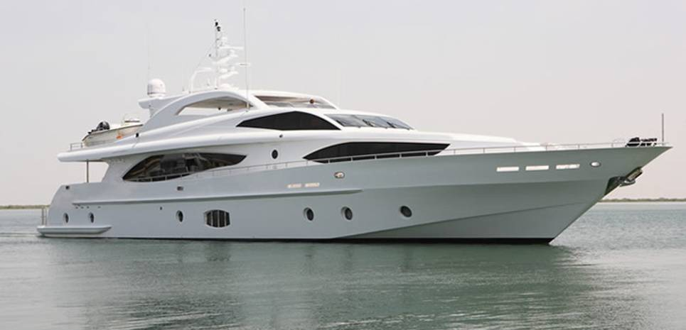 Lady White Charter Yacht