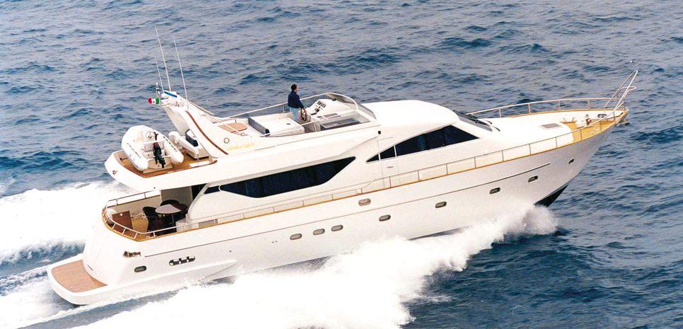 Princess Anda II Charter Yacht