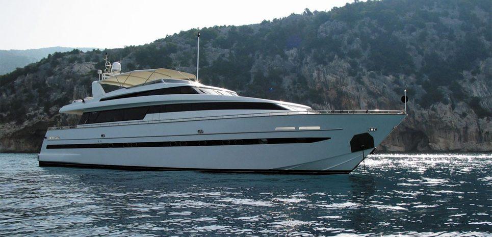 Larathena Charter Yacht