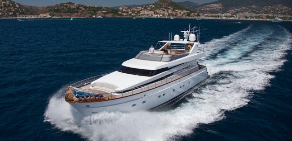 Trapezus Charter Yacht
