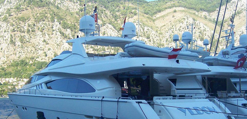 Yldon Charter Yacht