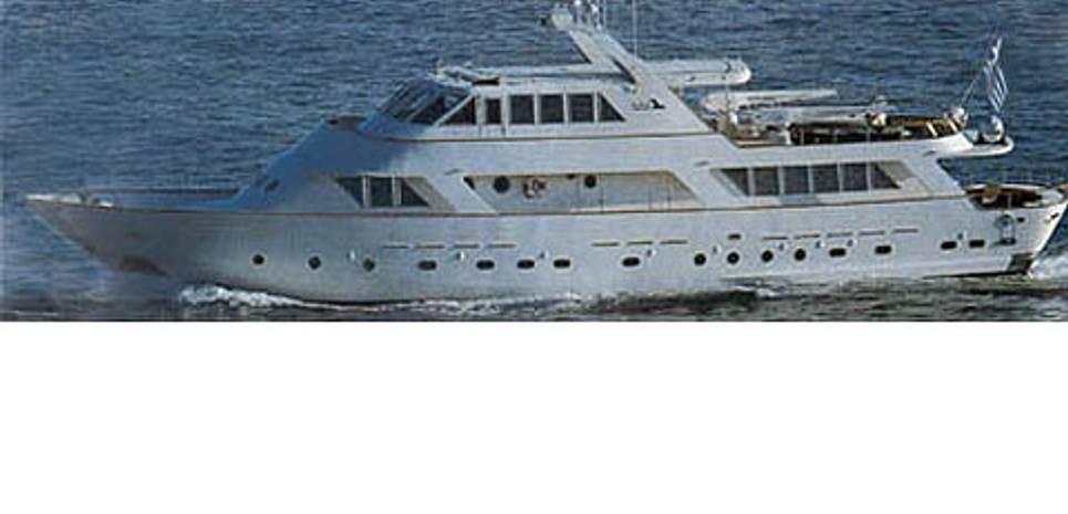 Active Gazella Charter Yacht