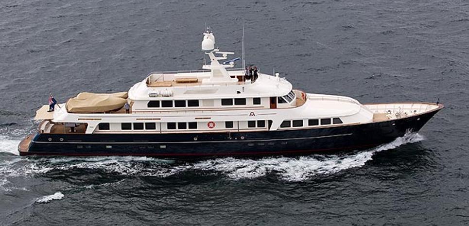 A2 Charter Yacht