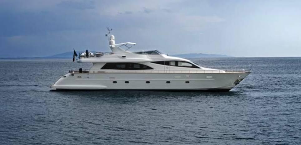 Stella Marina Charter Yacht