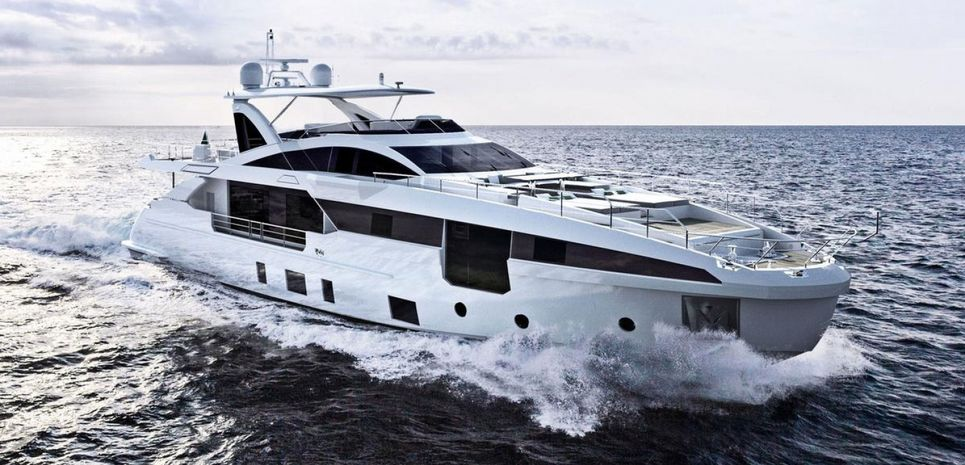 Eleanor Charter Yacht
