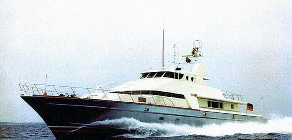 Pegasus III Charter Yacht