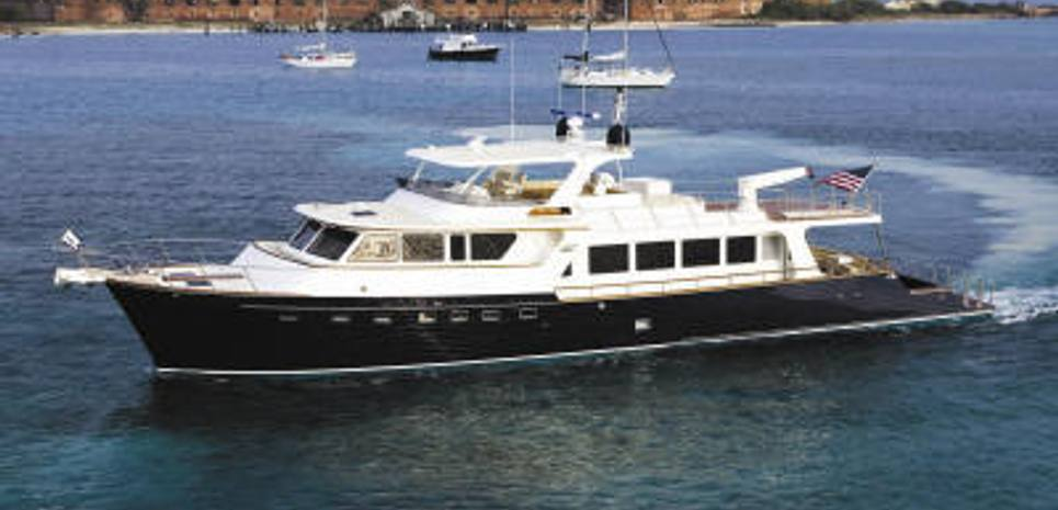Anne Mary Charter Yacht
