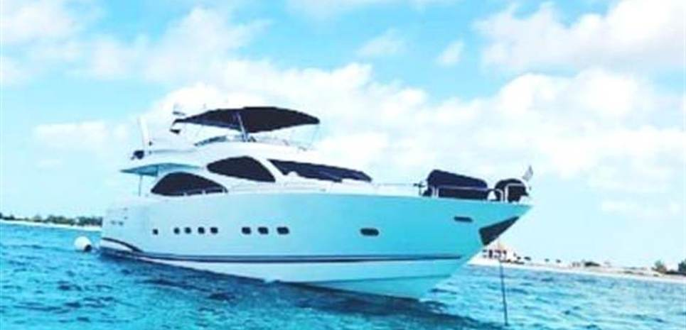 So What Who Cares Charter Yacht