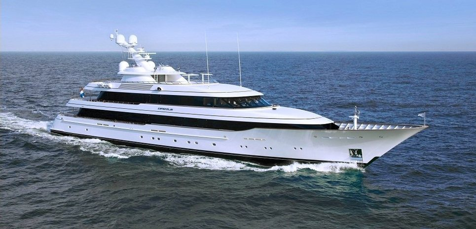 Drizzle Charter Yacht