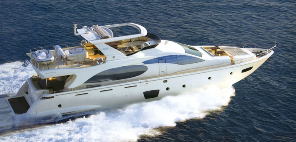 Tropicana Charter Yacht