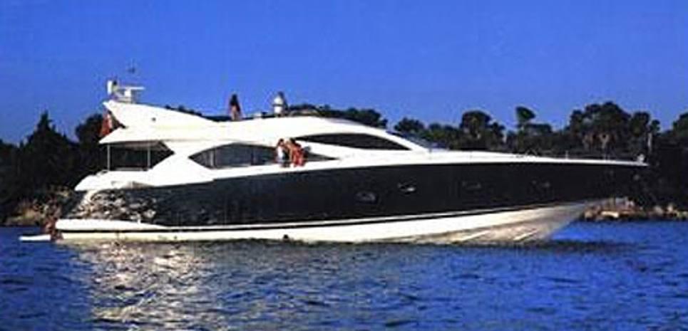 Machiavelli Charter Yacht