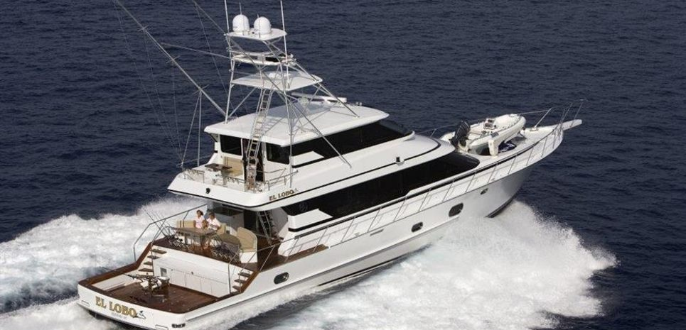 Grand Legacy Charter Yacht