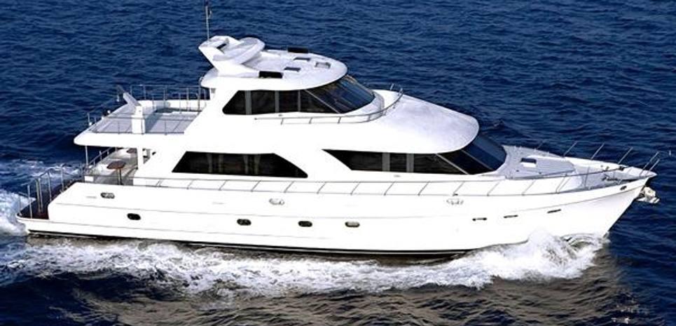 Stimulus Charter Yacht