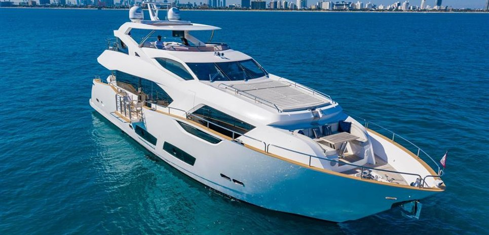 Persistence Charter Yacht