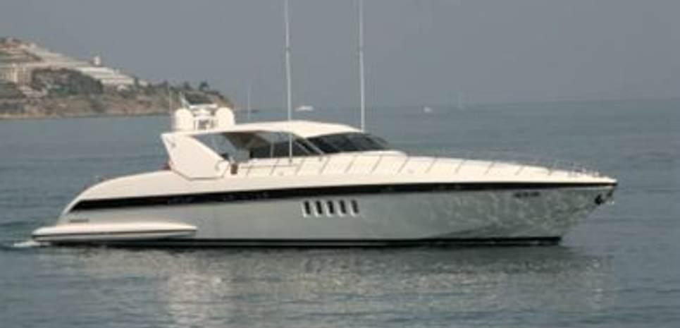 Joker One Charter Yacht