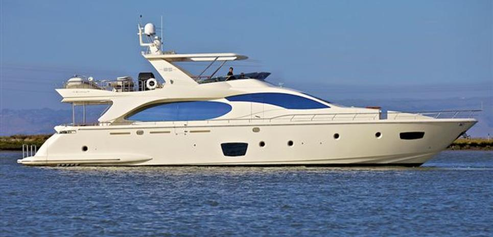 Sea Bella Charter Yacht