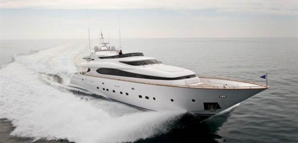 Maiora Yacht Charter Yacht