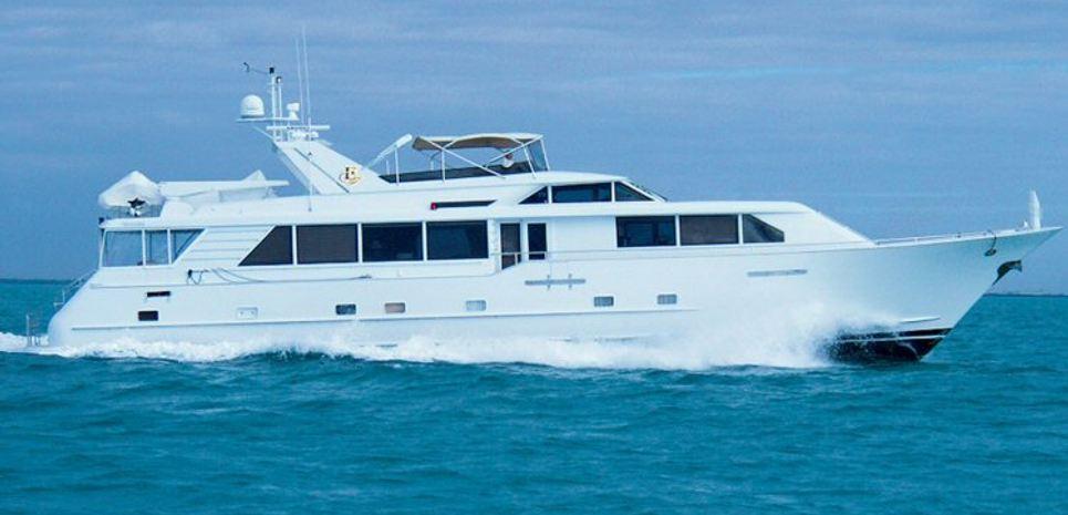 Espresso II Charter Yacht