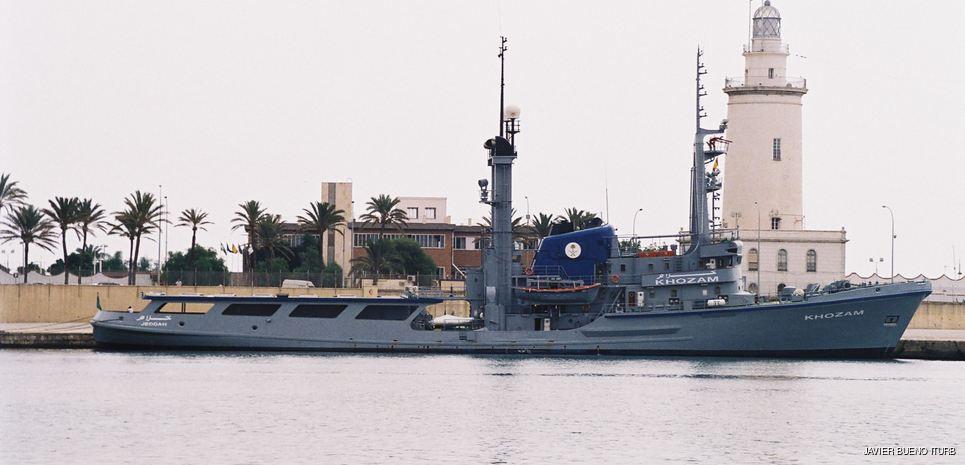 Khozam Charter Yacht