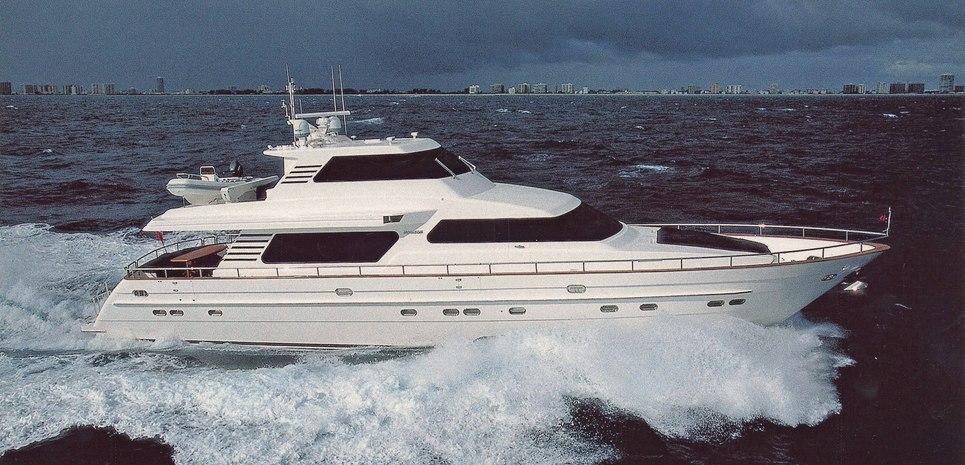 Betsye Charter Yacht
