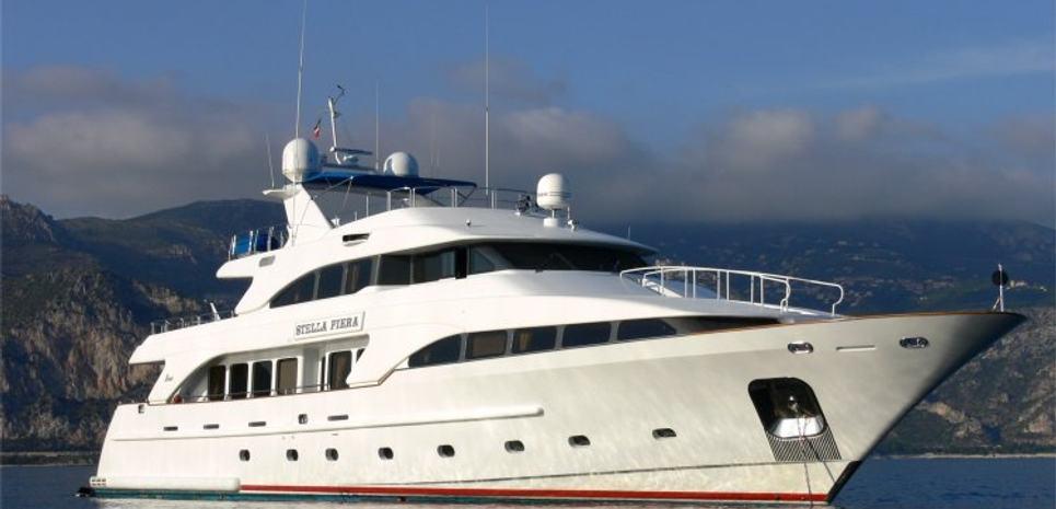 Stella Fiera Charter Yacht