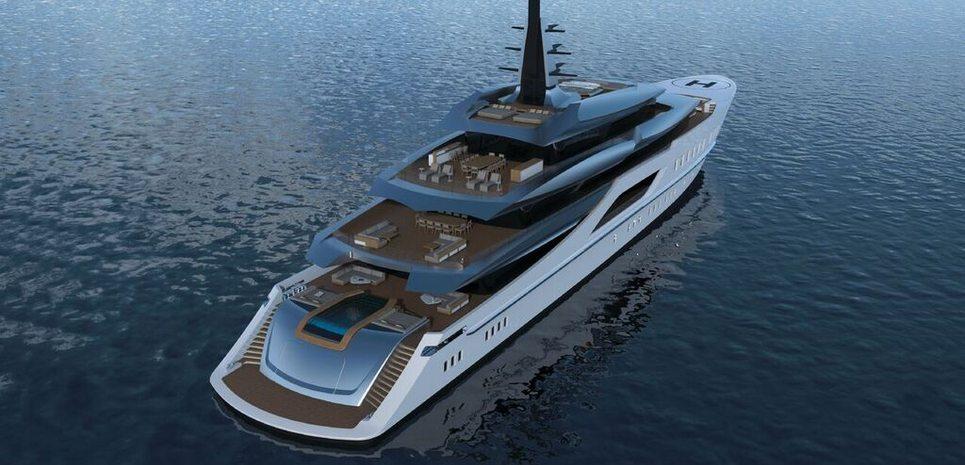 Tankoa S801 Charter Yacht