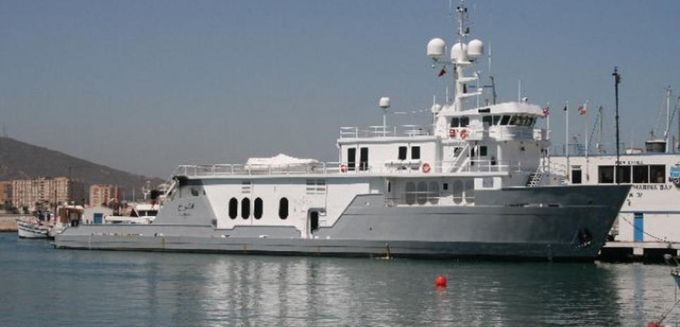 Al Shoua Charter Yacht