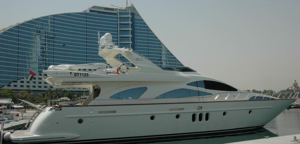 Lady Fay Charter Yacht