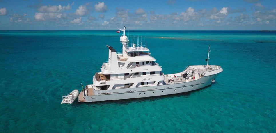 Marcato Charter Yacht