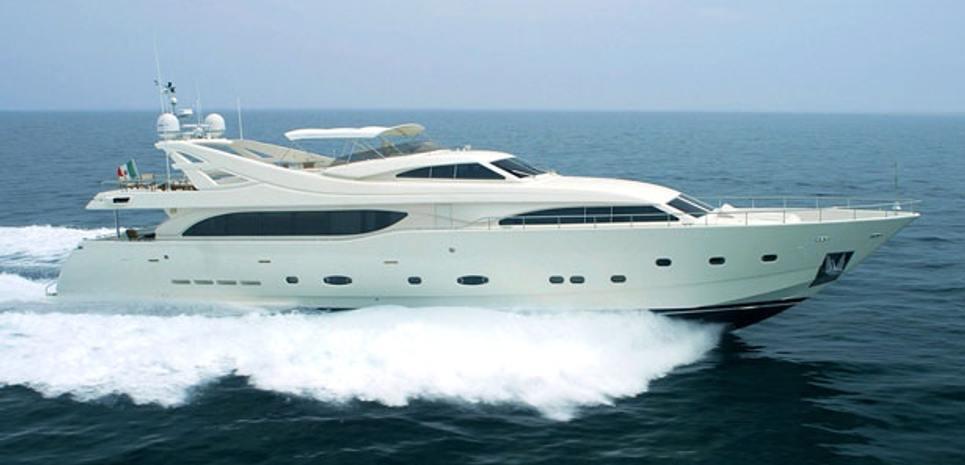 ThalySSa Charter Yacht