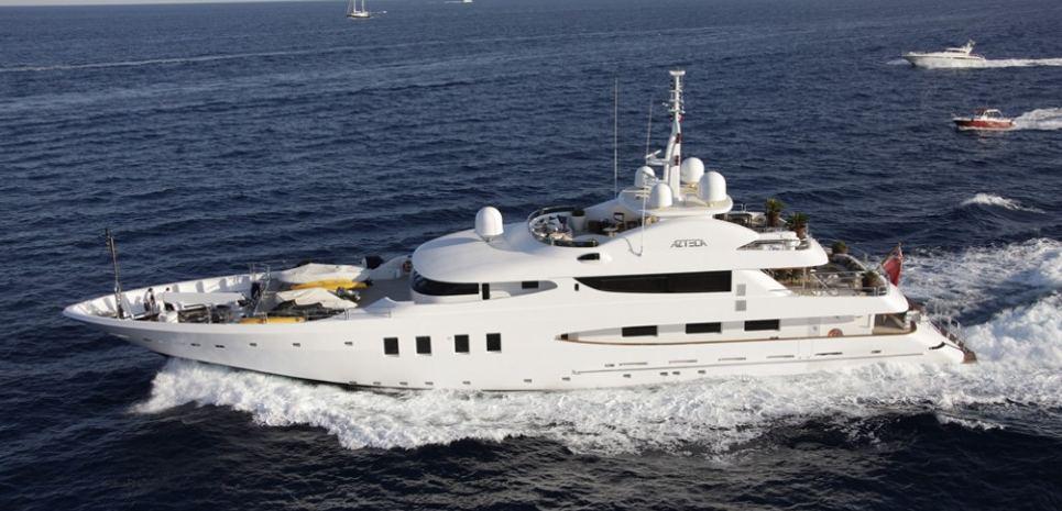 Azteca II Charter Yacht