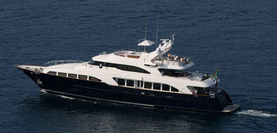 Blu Charter Yacht