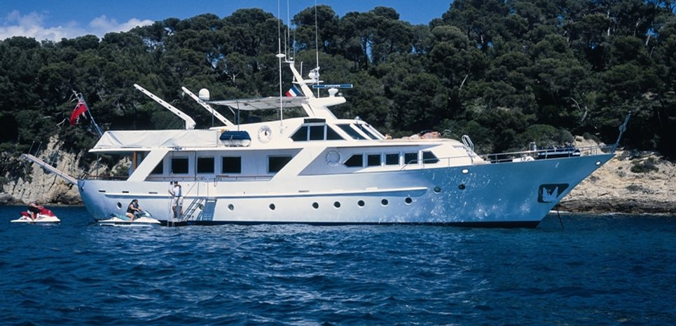 Acacia of the Seychelles Charter Yacht