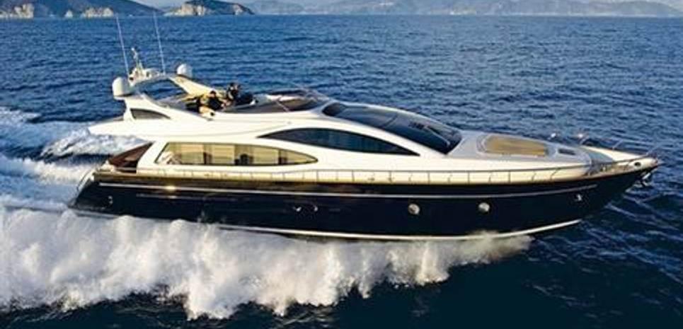 Mavi Charter Yacht