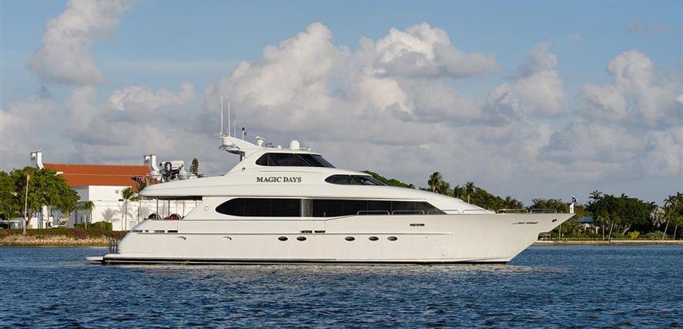 Magic Days Charter Yacht