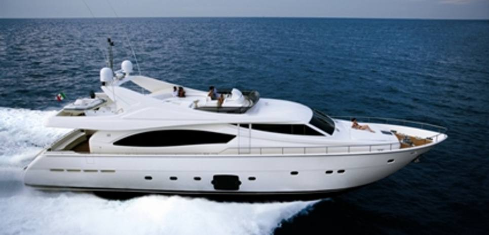 Louis And The Girls Charter Yacht